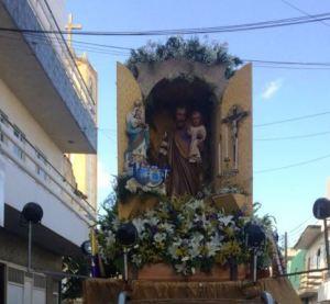 Surubim: procissão de São José não terá fiéis acompanhando o andor