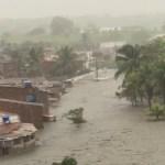 Junho foi o mês com maior  volume de chuvas da história de Surubim