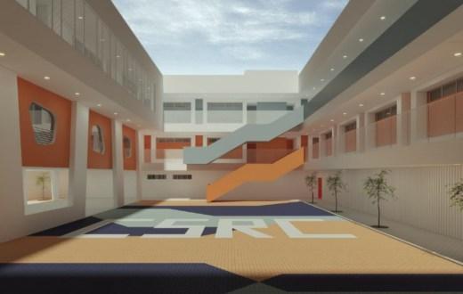 Informe Publicitário: Colégio Santa Rita de Cássia investe em nova estrutura