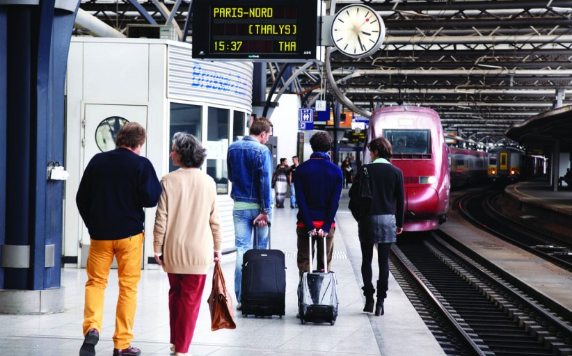 Dez dicas importantes para sua viagem de trem na Europa