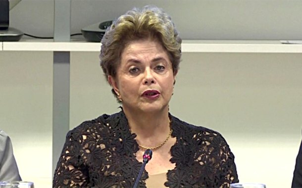 Dilma classifica eleição indireta como novo 'golpe dentro do golpe'