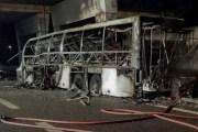 Acidente de ônibus deixa mortos e feridos na Itália