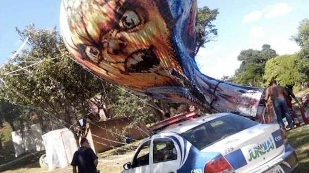 Abrapac alerta autoridades sobre risco de balões causarem tragédia