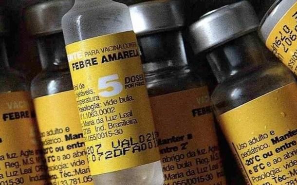 Febre amarela: governo reconhece situação de emergência em 64 cidades
