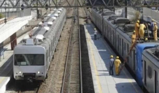 Rio tem mais de 400 casos de vandalismo contra trens