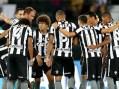O Botafogo venceu o Bangu, neste domingo, com um time misto, desfalcado de suas principais estrelas