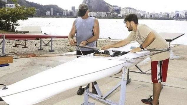 Estádio de Remo se prepara para receber centro de treinamento no Rio