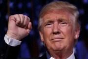 Donald Trump diz estar cumprindo promessas de campanha