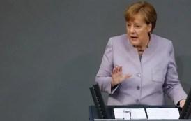 Angela Merkel traça os limites do Brexit