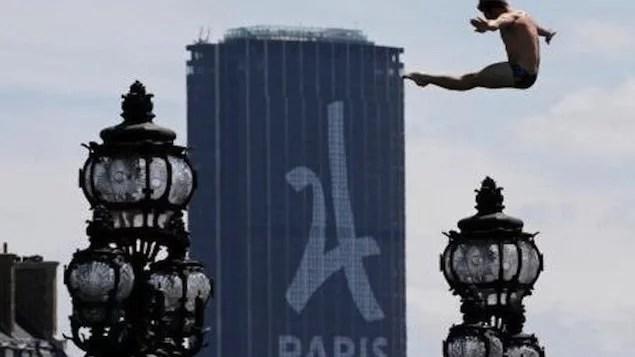 Jogos de 2024: Paris se transforma em parque olímpico