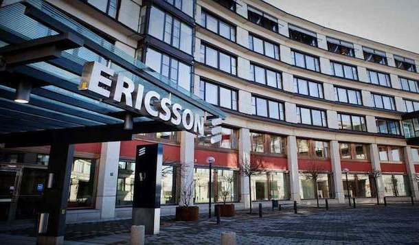 Ericsson pode cortar 25 mil empregos para reduzir custos