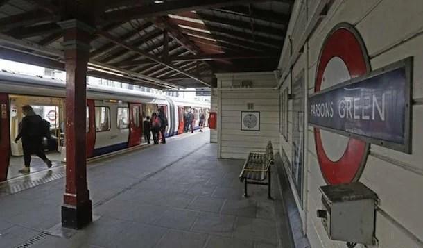Polícia prende suspeito de atentado em metrô de Londres