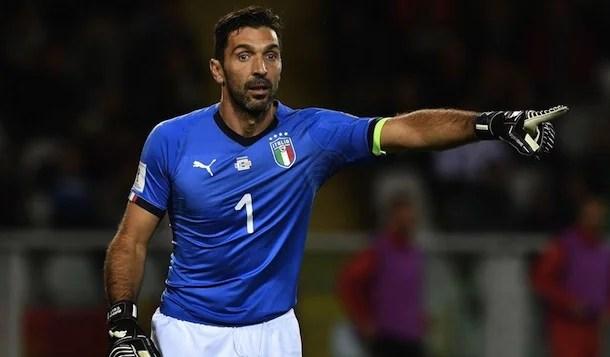 Itália enfrentará Suécia em repescagem das eliminatórias da Copa do Mundo
