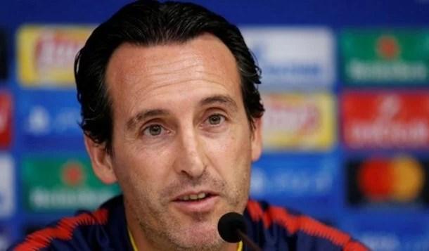 Paris St Germain procura equilíbrio ideal, diz técnico