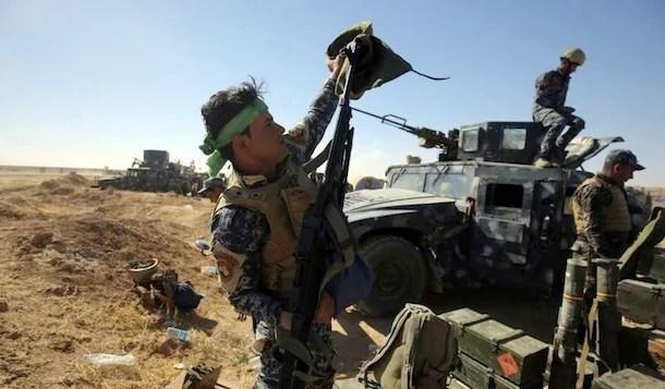 Forças do Iraque lançam operação contra último reduto do EI