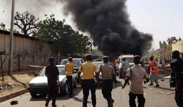 Ataque suicida do Boko Haram na Nigéria deixamortos e feridos
