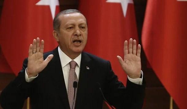 Erdogan anuncia que Turquia prepara ofensiva no Iraque