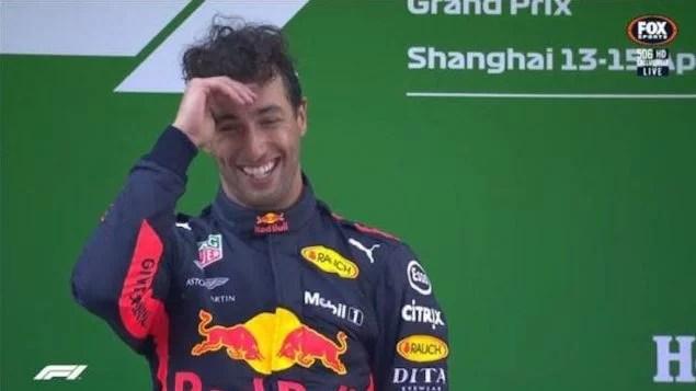 Daniel Ricciardo vence Grande Prêmio da China de Fórmula 1