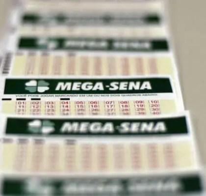 Mega-Sena-Sorteio Mega-Sena-Resultado Mega Sena