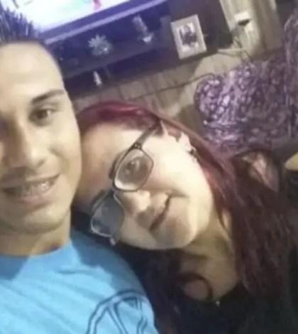 Filho Mata mãe Guarujá