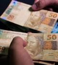 Dinheiro-Salário-Real-Moeda real-Ganhar