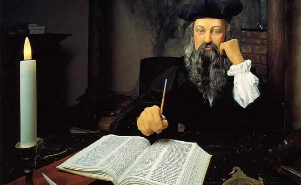 Filósofo-Michel de Nostradamus