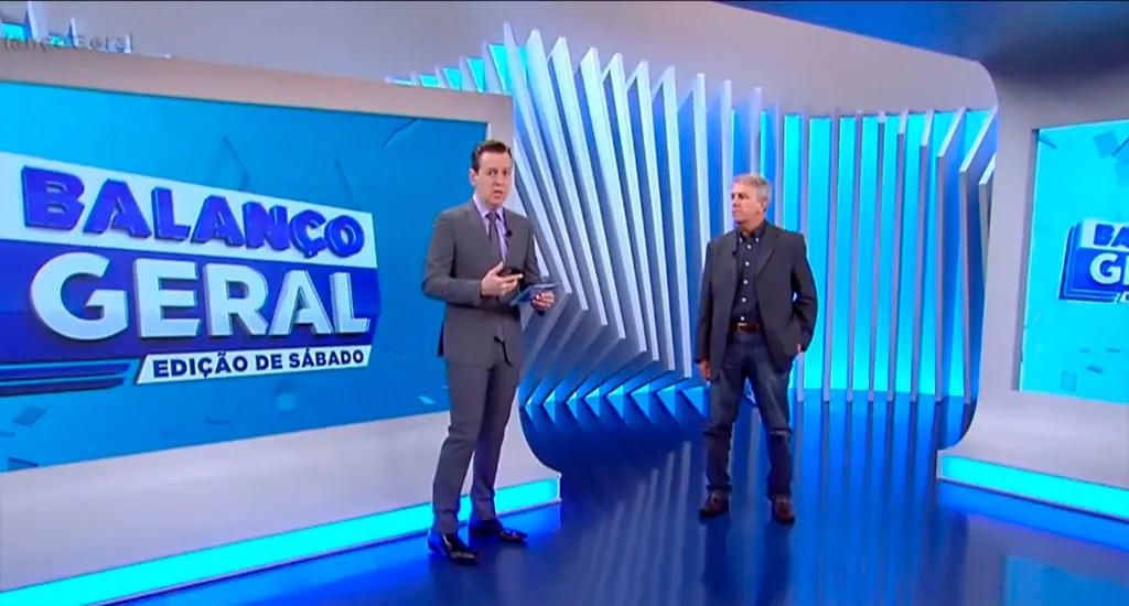Lázaro-TV Record-Lázaro assiste TV-Lázaro assiste TV Record