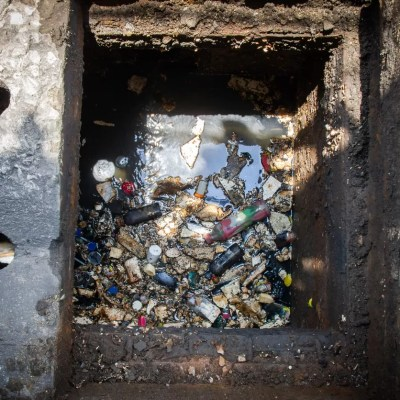 Esgoto-Lixo-Saneaqua