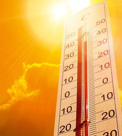 Calor extremoCalor intenso no Brasil