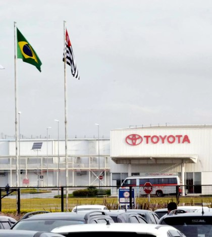 Fabrica ToyotaToyota Sorocaba