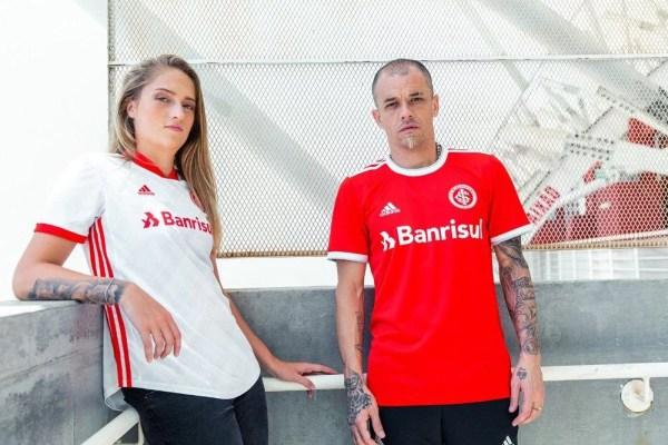 Inter inicia venda dos uniformes da nova fornecedora de material esportivo