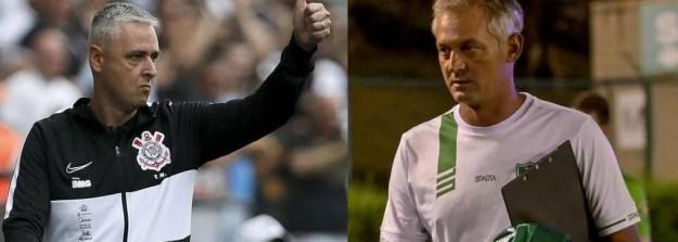 Tiago Nunes e Lisca estão entre os mais cotados para substituir Renato Portaluppi