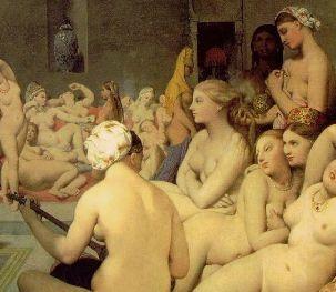 Teme nell'arte: il bagno turco di Ingres