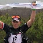 Kamil Leśniak venceu o Trail Ilha Azul