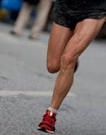 Ganhe massa muscular a correr