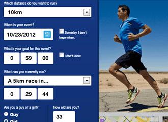 Plano de treino para a maratona