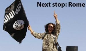 Islam l'objectif final est toujours Rome