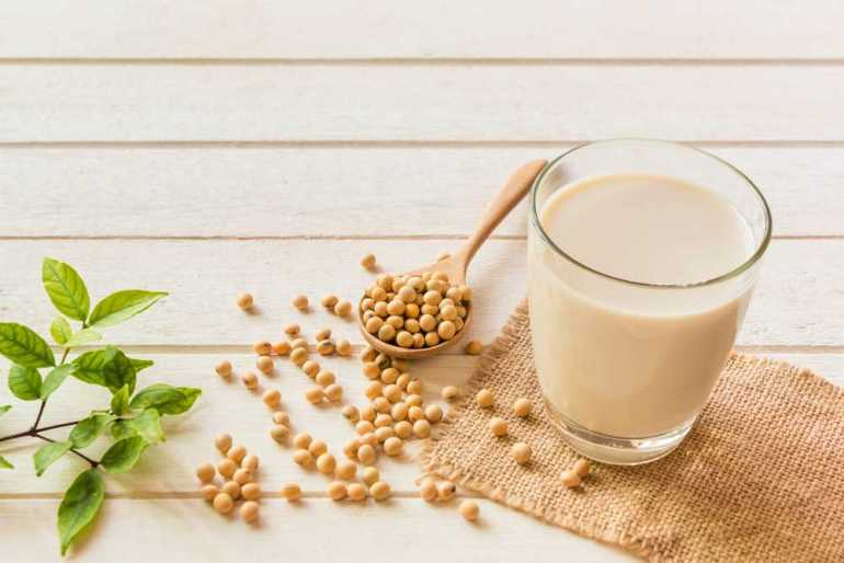 Soy for skin health