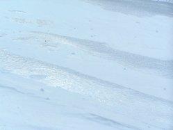 correr con nieve