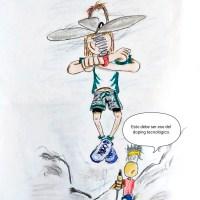 Anécdotas del correr. Episodio IV. El dopaje tecnológico