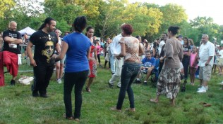Our Latin Thing - Crotona Park 2014