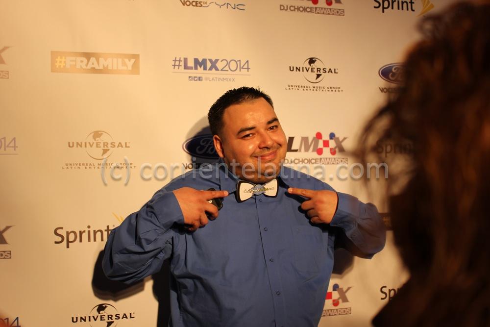 Richard Chiriboga (owner CorrienteLatina.com)