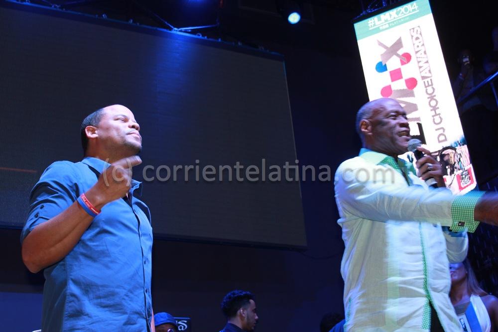 Raul Acosta (Oro Solido) / Johnny Ventura