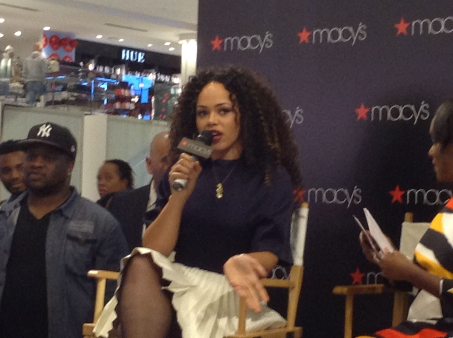 Essence Magazine and Macys Holiday Kick Off - 7