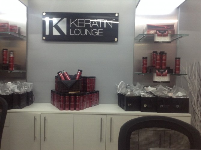 Keratin Lounge by Lasio Network Event