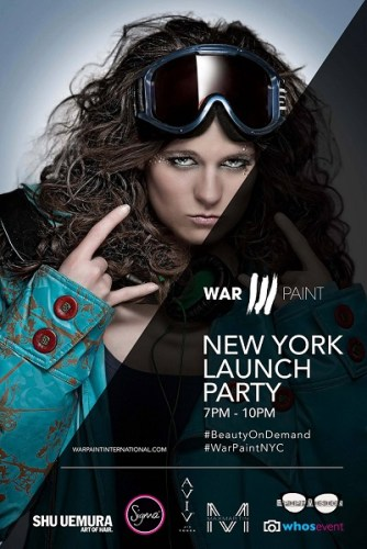 Coverage: WarPaint International NYC Launch Party