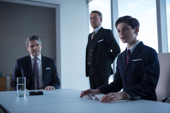 Gotham Season 1 Epsiode #16 – The Blind Fortune Teller
