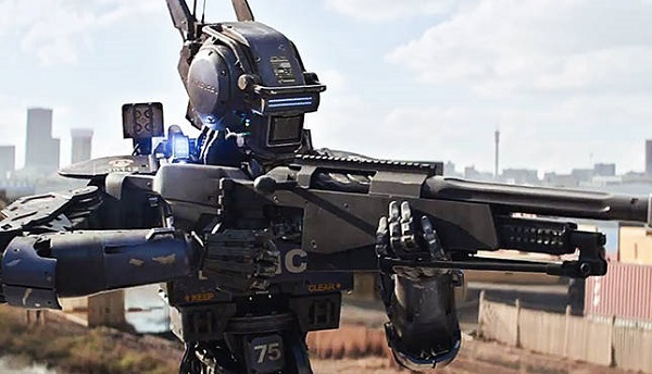 CHAPPIE – Movie Review