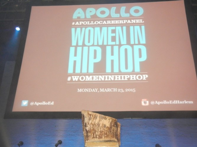 Behind the Scenes: Women in Hip Hop Career Panel