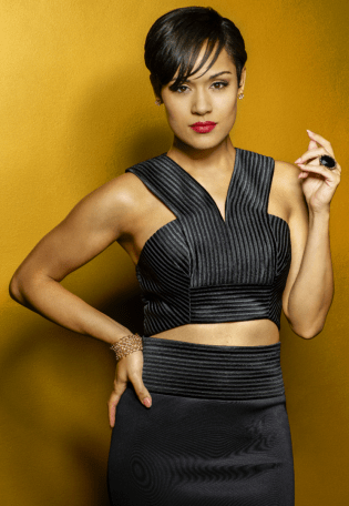 Grace Gealey : Anika Gibbons